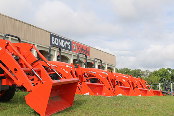 Bondy's Kubota| Kubota Dealer in Dothan, AL